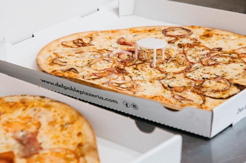 Del Poble Pizzería regala 50 pizzas con motivo de la apertura de su primera pizzería en la ciudad de Castellón