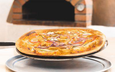 La 'pizza Heura' de Del Poble pizzería, la primera pizza con carne vegetal