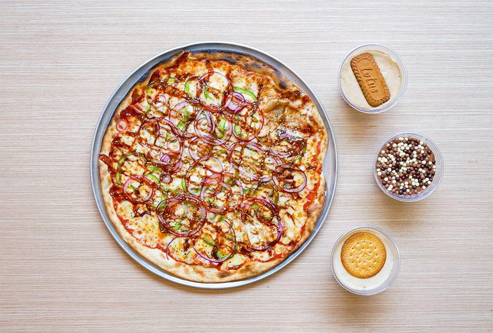 ✨ Waffle Time x Del Poble ✨ : el nuevo postre de las pizzerías de caràcter valencià