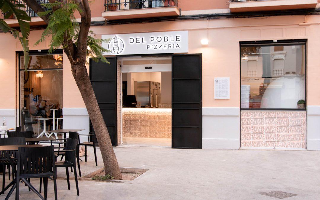 Xe Russafa, Del Poble Pizzeria 🍕 llega al barrio más molón y pintoresco de Valencia 🌈🥳